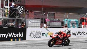 Dovizioso dona una altra victòria a Ducati després del seu adeu