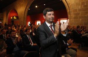 Joan Canadell, el nuevo presidente de la Cambra de Comerç.