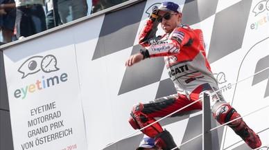 Ducati asume el error de prescindir del mejor Lorenzo