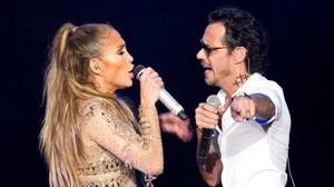 Jennifer Lopez li fa la cobra al seu exmarit Marc Anthony