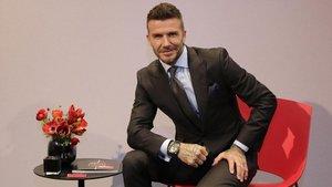 Els minuts d'or de David Beckham