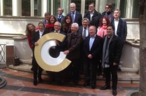 Los diez distinguidos con los Premis Nacionals de Cultura.