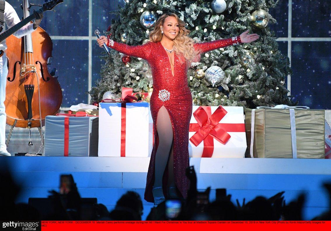 Mariah Carey es la Navidad