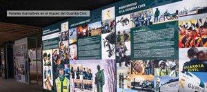 El Museu de la Guàrdia Civil, a la plataforma de Google Arts&Culture