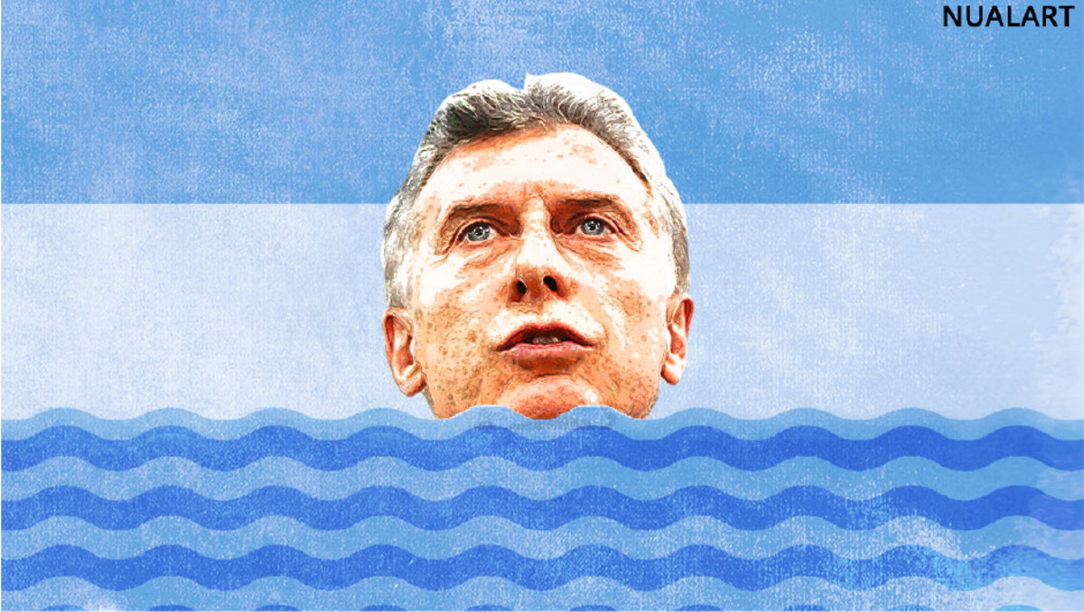 Argentina depende una vez más del FMI