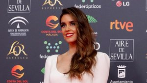 Ona Carbonell,a su llegada a la entrega de los Premios Goya 2020, que se celebró en el Palacio de los Deportes Jose Maria Martin Carpena de Malaga, el pasado enero.