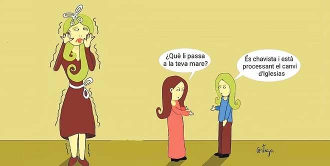L'humor gràfic de Juan Carlos Ortega del 18 de Desembre del 2018