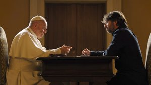 El Papa Francisco y Jordi Évole en la nueva entrega de Salvados.