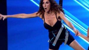 Paz Padilla en la nueva entrega de la quinta edición de 'Got Talent España'.