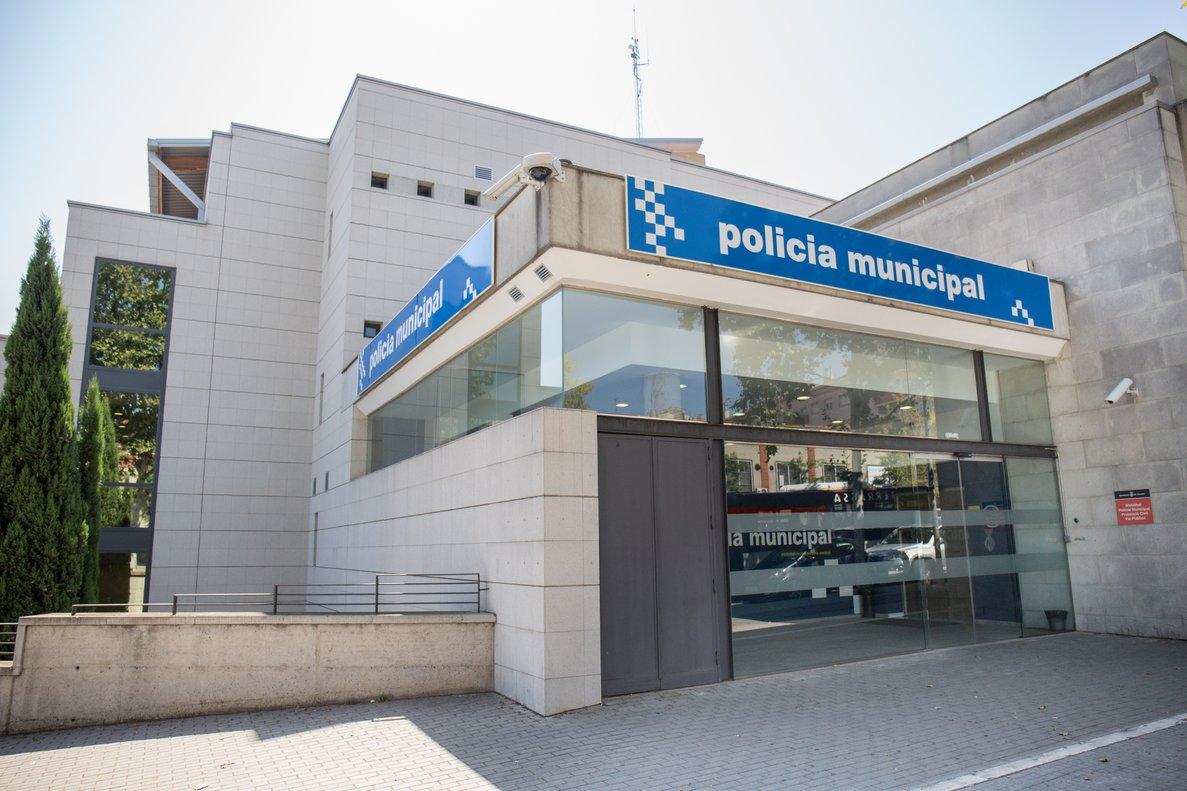 Policia Municipal de Terrassa.