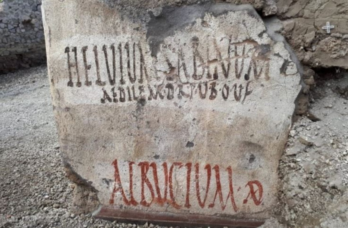 Propaganda electoral de hace dos milenios: así era la carrera política en Pompeya