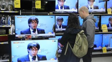 El PDeCAT unge a Puigdemont como candidato y presiona a ERC por la 'lista única'