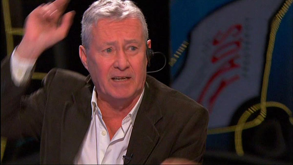 Jorge Verstrynge, en Preguntes freqüents(TV-3).
