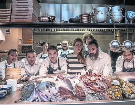 Barcelona vuelve a echar la red al pescado
