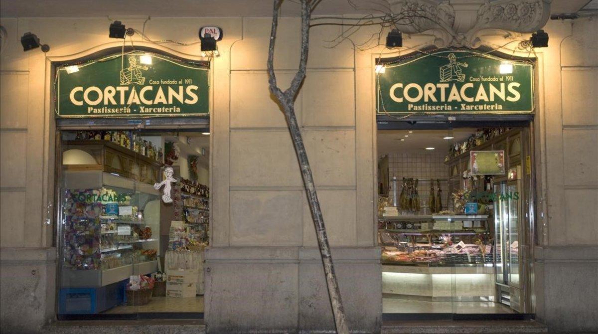 Sant Gervasi plora el tancament a traïció de Cortacans