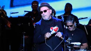 Rubén Blades, un arrollador último bis en Porta Ferrada