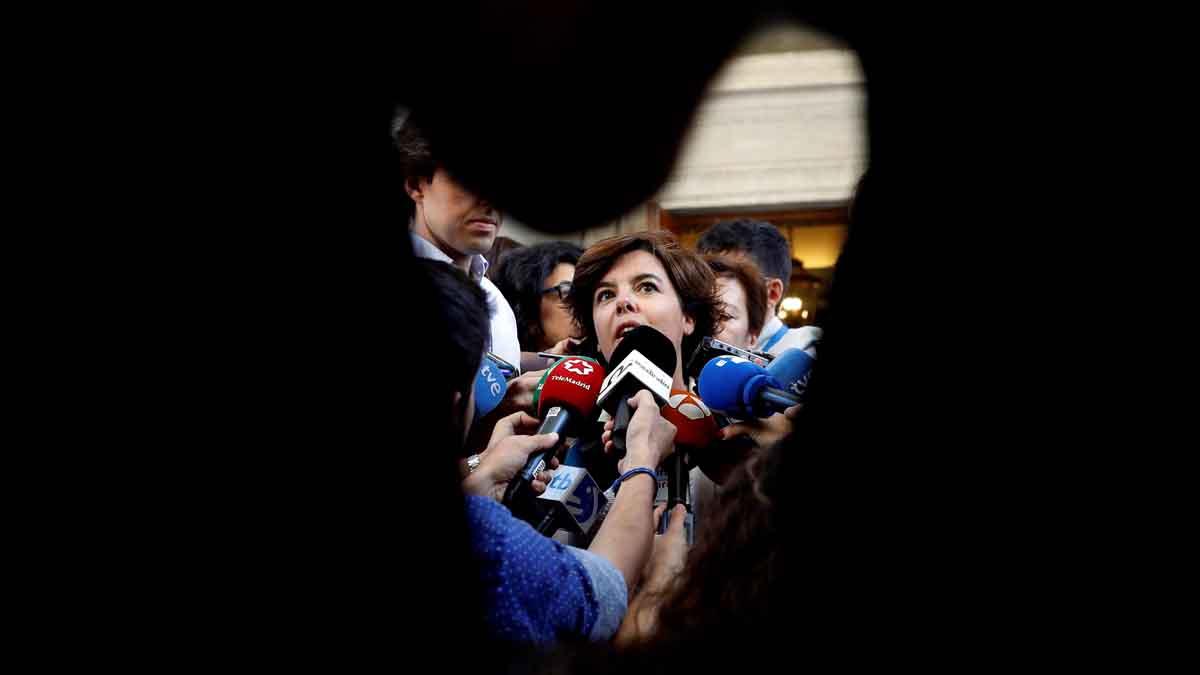 Santamaría pide a Casado una representación digna de su 43% de apoyos