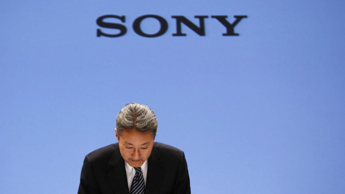 El presidente y consejero delegado de la multinacional japonesa Sony, Kazuo Hirai.