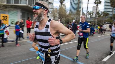 El muro de los lamentos del maratón 2018