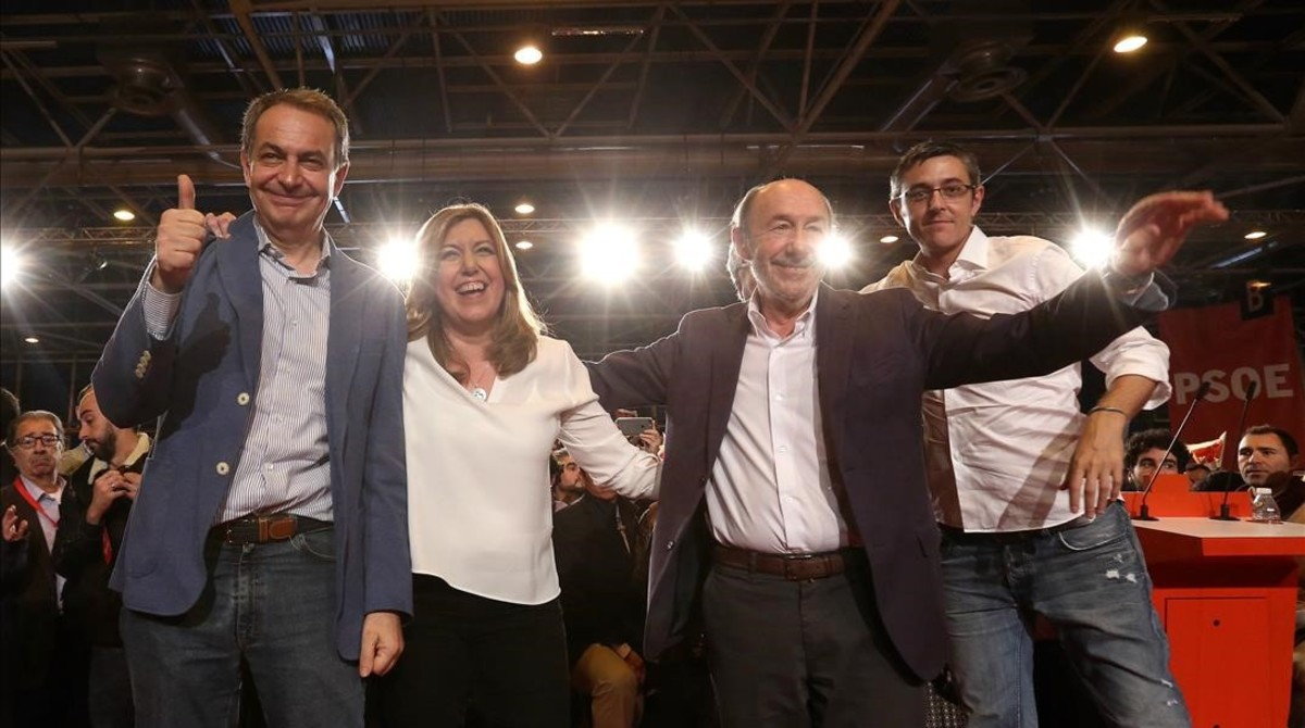 González, Rubalcaba y Zapatero deben pedir perdón...