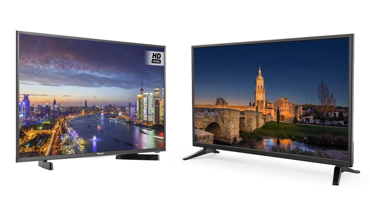 Las 9 mejores TV baratas de 32 pulgadas (menos de 300 euros)