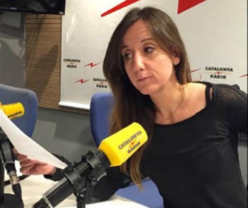 Txell Feixas, nueva corresponsal de TV-3 y Catalunya Ràdio en Beirut.