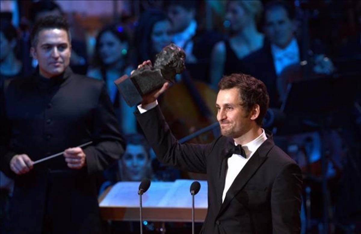 'Tarde para la ira' venç en els Goya d''Un monstre em ve a veure'