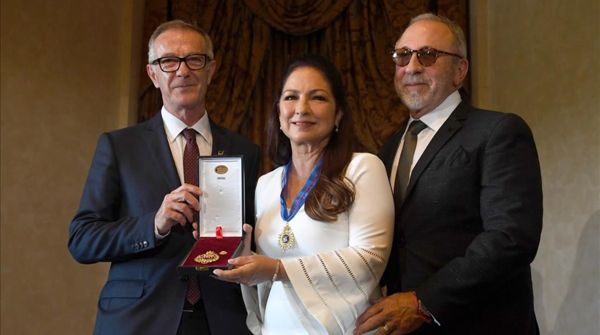 Espectaculos: Gloria Estefan recibe importante reconocimiento a su carrera en España