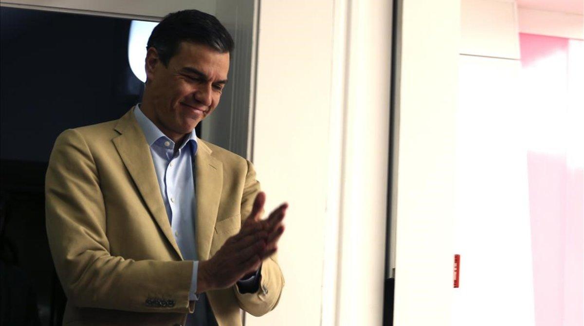 Sánchez vol governar en solitari i esquivar ERC