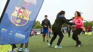 Fundació Barça: fútbol integrador en Nueva York