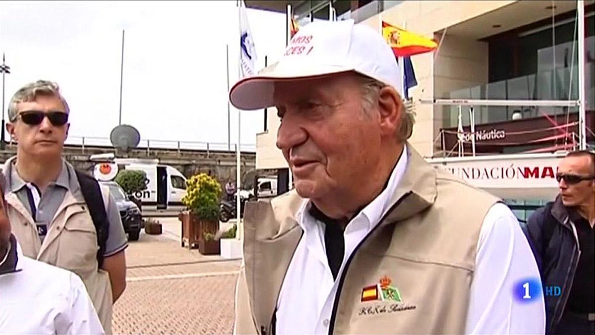 80º aniversario de Juan Carlos I en TVE-1.