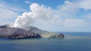 Hasta el momento se ha reportado la muerte de 14 personas por le erupción del volcán Whakaari.