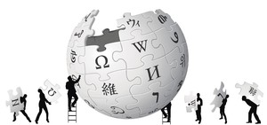 Wikipedia.