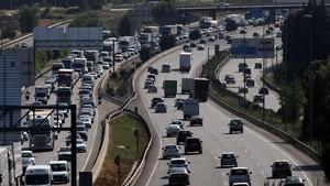 Fomento espera recuperar los ingresos y el tráfico de las autopistas rescatadas.