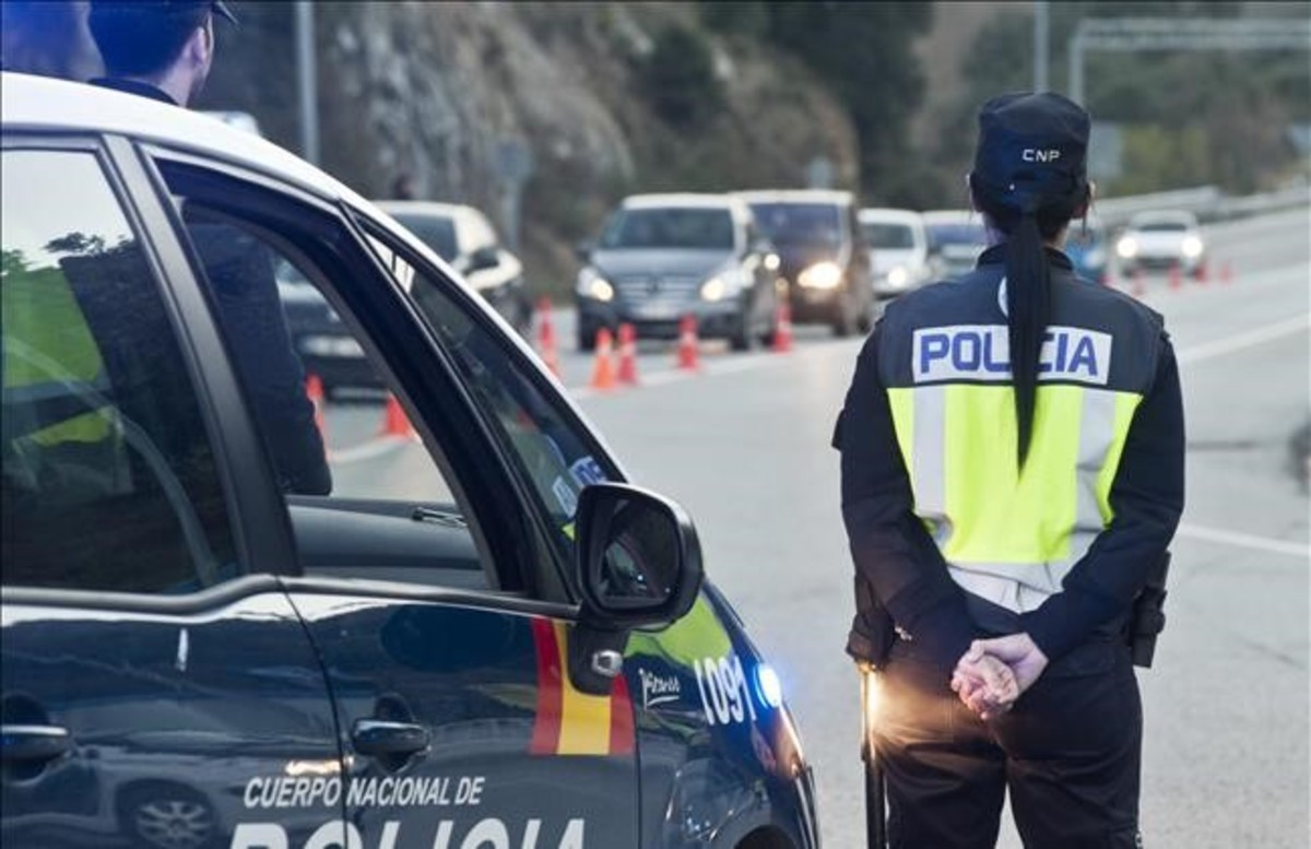 La policia blinda les fronteres per evitar un 'retorn sorpresa' de Puigdemont