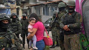 Grups paramilitars construeixen un estat paral·lel a Rio de Janeiro