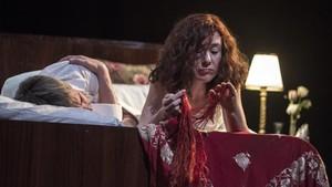 """Àngels Bassas es converteix en """"la Molly Bloom del segle XXI"""""""
