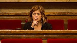 Elisenda Alamany, número 2 de Maragall a la llista d'ERC a Barcelona