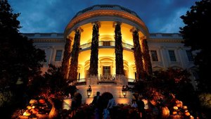 La Casa Blanca, una gran calabaza