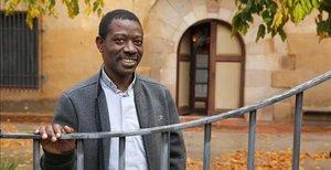 """Richard Twagirimana: """"Compartíamos una mazorca de maíz entre diez hermanos"""""""