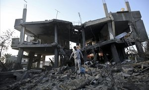 Un mort i desenes de ferits a Israel per coets disparats des de Gaza