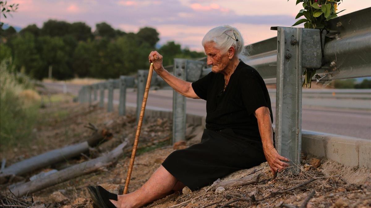 Fotograma del documental 'El silencio de otros'.