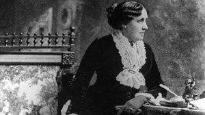 Louisa May Alcott: sufragista, radical y autora 'pulp'