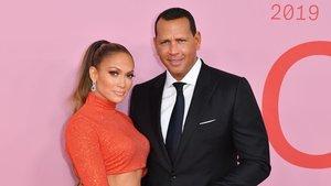 Jennifer Lopez, 'bateadora' de los New York Mets