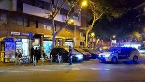 Mor un home per un apunyalament durant una baralla a Barcelona