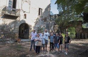 Montcada vol rescatar la mil·lenària Torre del Frare i obrir-la a la comunitat