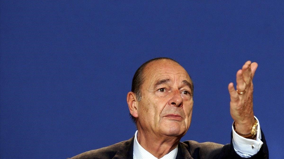 Chirac, un animal polític