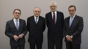 Jaume Giró deixarà la direcció de la Fundació La Caixa