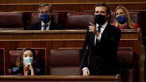 Casado demana a Brussel·les que avaluï la reforma del CGPJ