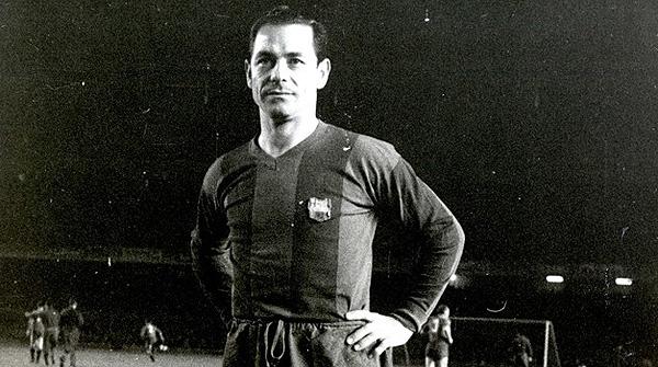 Mor als 90 anys Josep Seguer, llegenda del Barça de les Cinc Copes